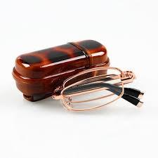 men <b>women folding</b> presbyopic <b>glasses</b> with <b>glasses case</b> at ...