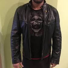 <b>Кожаная куртка Daytona</b> – купить в Реутове, цена 5 000 руб ...