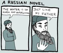 FunniestMemes.com - Funny Memes - [A Russian Novel] via Relatably.com
