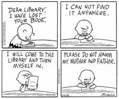 Image result for comics about library