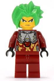 Spielzeug Lego Exo Force Takeshi <b>Dark Red Camouflage</b> ...