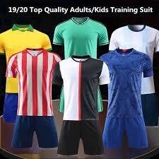 18/<b>19/20 Blank</b> Male Soccer T <b>Shirt</b>, Children Sport Club <b>Jersey</b> ...