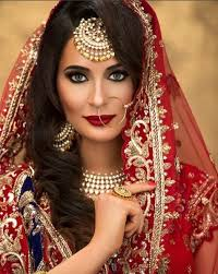 east london as seen in asiana wedding expert asian bridal makeup artist