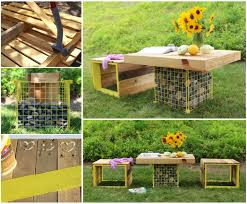 view in gallery outdoor pallet furniture diy ideas and tutorials4 build pallet furniture