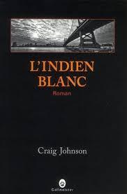 L'INDIEN BLANC (couverture)