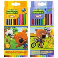 <b>Цветные карандаши Action</b>! — купить на Яндекс.Маркете