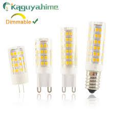 <b>Kaguyahime</b> 220V <b>Dimmable LED</b> Ceramic G9 G4 E14 <b>Dimmable</b> ...