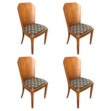 art deco dining room chairs for sale at 1stdibs within art dining room furniture art dining room furniture