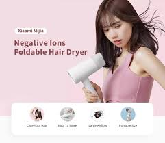 Xiaomi Mijia Portable Anion Hair Dryer 1600W Professinal Quick ...