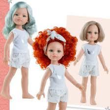 "<b>Куклы Паола Рейна</b> ""Подружки в пижамах"" | купить <b>куклы</b> Paola ..."