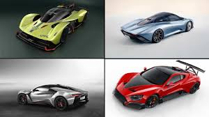 10 Cars With Completely <b>Carbon Fiber</b> Bodies
