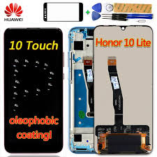 Original <b>6.21 inch Huawei Honor</b> 10 Lite LCD Display Touch Screen ...