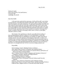 barneybonesus pretty ideas about welcome letters amazing in letter to fas dean professors express excitement concern about edx and unique letter bird also sample declaration letter for child custody