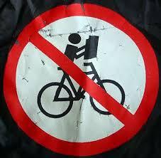 Image result for reading on bike