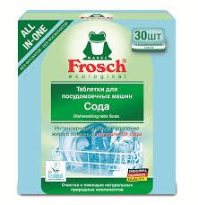 """<b>Таблетки</b> для мытья посуды """"Frosch"""", для посудомоечной ..."""