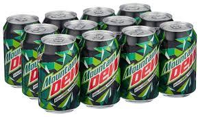 Купить <b>Газированный напиток Mountain Dew</b> Цитрус, 0.33 л, 12 ...