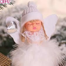 Christmas Angel <b>Doll Merry Christmas</b> Decor for Home Christmas Elf ...