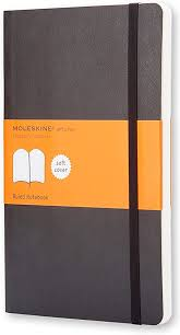 <b>Moleskine Classic</b> Ruled Paper Notebook - <b>Soft</b> Cover and Elastic ...