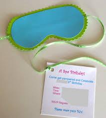 homemade birthday invitations templates homemade pool party the shabby nest diy spa birthday party invitations
