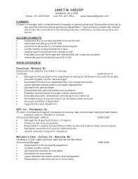 receivable manager resume sample samples monster  seangarrette co   accounts receivable resume samples   receivable manager resume