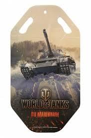 """<b>Ледянка</b> """"<b>World of Tanks</b>"""", 92 см"""