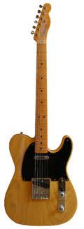 Fender Telecaster - Wikipedia