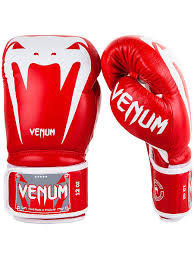 <b>Перчатки</b> боксерские Giant 3.0 Red Nappa <b>Leather</b> Venum ...