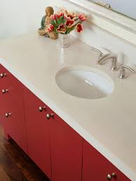 bathroom smooth concrete