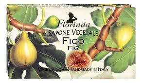 Купить <b>натуральное мыло Fiori</b> D'<b>Autunno</b> Fico 100г Florinda ...
