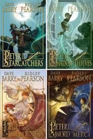 Peter and the Starcatchers (Books 1 - 4) - Dave Barry