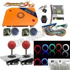 <b>Newest</b> Pandora Box 9D 2222 in 1 DIY <b>Arcade Bundles</b> Kits <b>Parts</b> ...