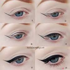 easy winged eye liner how to do smokey eye makeup and cat eye makeup tutorials you 39 re so pretty youresopretty youresopretty