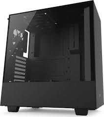 Купить <b>Компьютерный корпус NZXT H500</b> Black по цене 5678 ...