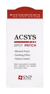 SNP Acsys Spot Trouble Patch – купить по цене 285 рублей ...