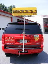 Hitch Mounted <b>Portable 5 LED</b> Traffic Arrow Board HM1-AB