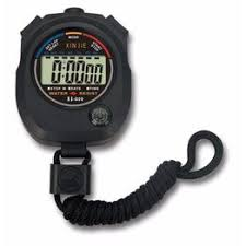 Waterproof Digital LCD Stopwatch Chronograph Timer ... - Vova