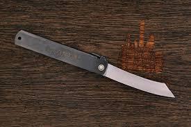 <b>Складной нож хигоноками</b> | Артикул <b>HKC</b>-<b>100BL</b> - Ножинск