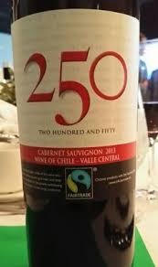 250 red wine chile 135 alcohol fair trade wine dark red with oak authentic oak red wine