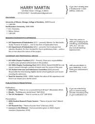 cv sample tips resume