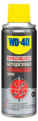 <b>Смазка WD</b>-<b>40</b> Specialist быстродействующая <b>проникающая</b>, 200 ...