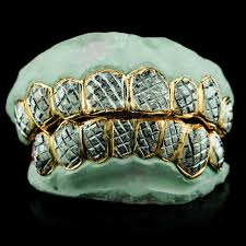 <b>Buy Custom Gold</b> Teeth Grillz Online - FREE MOLD KIT Included ...