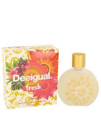 <b>Desigual Fresh</b> by <b>Desigual</b> For Women - <b>Eau De</b> Toilette Spray 100 ...