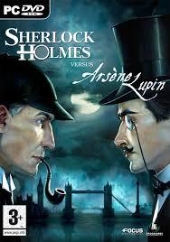Introduzione: il famoso ladro Arsenio Lupin è arrivato fino a Londra per sfidare l'arguto Sherlock Holmes. Lupin vuole rubare cinque oggetti in cinque ... - holmes-lupin