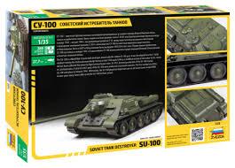 Купить <b>Сборная модель ZVEZDA</b> Советский истребитель танков ...