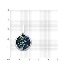 <b>Подвеска</b> из <b>серебра</b> с кристаллами Swarovski <b>SOKOLOV</b> ...