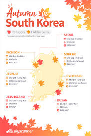 <b>Autumn</b> in <b>Korea 2019</b>: Best time to visit & top spots to go