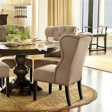 greyson tan dining chair with black leg head chairs browse cement furniture