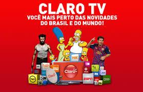 Resultado de imagem para CLARO TV