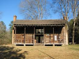 Great Compositions  The Dogtrot HouseHistoric John Looney House   Asheville  Alabama