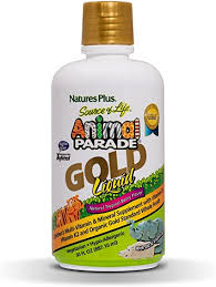 NaturesPlus Animal Parade Source of Life Gold ... - Amazon.com
